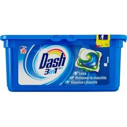 Dash PODS 3in1 Detersivo Lavatrice in Monodosi Classico 30 Lavaggi
