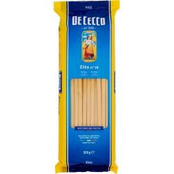 De Cecco pasta zita n.18 gr.500