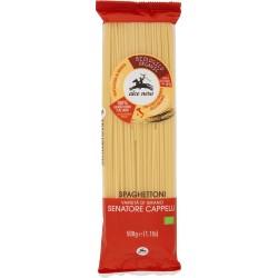 Alce nero Varietà di Grano Senatore Cappelli Spaghettoni Bio 500 gr.