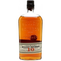 Bulleit bourbon whiskey 10y cl.70