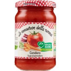 Le conserve della nonna Condoro Sugo al pomodoro 280 gr.