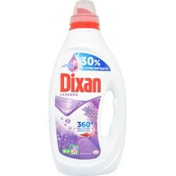 Dixan detersivo liquido lavanda 18+2 lavaggi lt.1