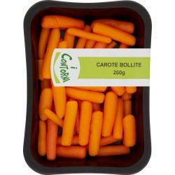 I contorni carote bollite gr.200