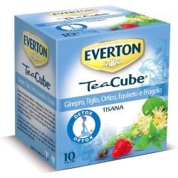 Everton TeaCube Tisana Detox pz.10