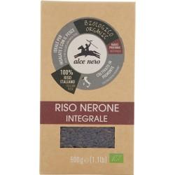 Alce nero Riso Nerone Integrale Bio gr.500