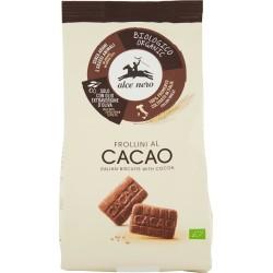 Alce nero Frollini al Cacao Bio gr.350
