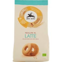 Alce nero Frollini al Latte Bio gr.350