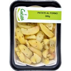 I contorni patate al forno gr.300