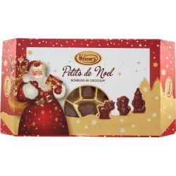 Witor's Petits de Noel Bonbons de Chocolat 150 gr.
