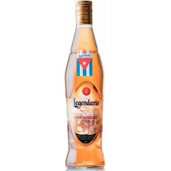 Legendario ron dorado rum cl.70