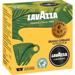 Lavazza Tierra Single Origin Brasile - Cerrado 12 Capsule Salva Aroma 90 gr.