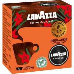 Lavazza Tierra Single Origin Perù - Ande 12 Capsule Salva Aroma 90 gr.