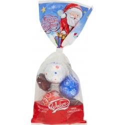 Walcor sacchetto cioccolato Natale al Latte gr.125