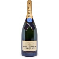 Champagne Moët & Chandon Impérial Reserve blu lt.1,5