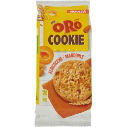 Oro Saiwa Cookie Albicocche - Mandorle 160 gr.