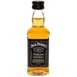 Jack daniels whisky mignon cl.5