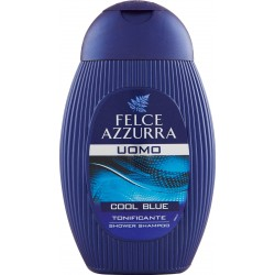 Felce Azzurra Uomo Cool Blue Shower Shampoo 250 ml.