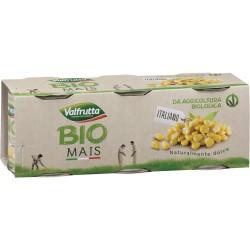 Valfrutta Bio Mais Italiano 3 x 160 gr.
