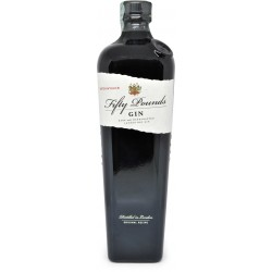 Fifty pounds gin cl.70 imp.
