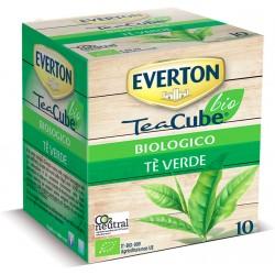 Everton cube te verde bio x 10 filtri