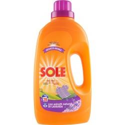 Sole 2in1 Detersivo + Ammorbidente Freschezza di Lavanda 1,400 lt. 28 lavaggi