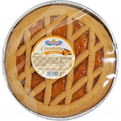 Trevisan crostata all'albicocca gr.350