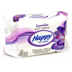 Happy salviette multiuso lavanda pz.30