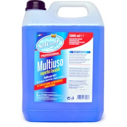 Soft Soft detergente multiuso tanica lt.5