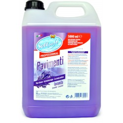 Soft Soft pavimenti lavanda lt.5