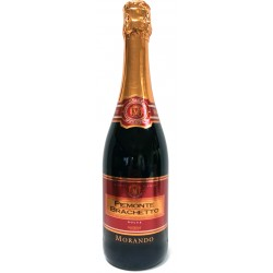 Morando vino brachetto dolce cl.75