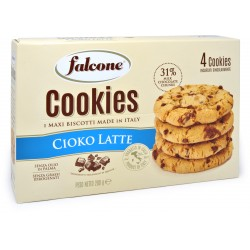 Falcone cookies cioko latte gr.50x4