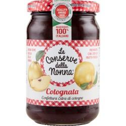 Le conserve della nonna Cotognata Confettura extra di cotogne 350 gr.