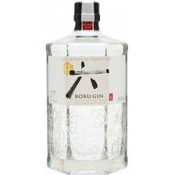 Roku gin the japanese craft cl.70