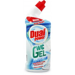 Dual Power wc gel disincrostante ml.750