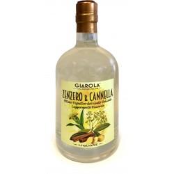 Giarola liquore zenzero cannella cl.50
