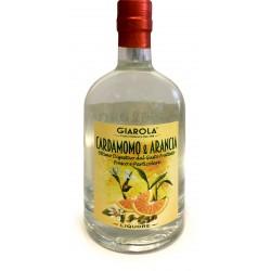 Giarola liquore cardamomo arancia cl.50