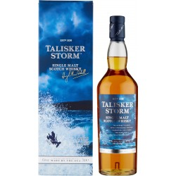 Talisker Storm Single Malt Scotch Whisky 70 cl.