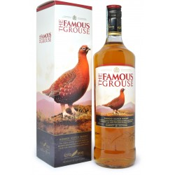 The famous grouse whisky lt.1 astucciato
