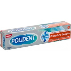 Polident adesivo protezione gengive gr.70