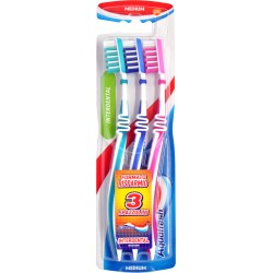 Aquafresh spazzolini interdental Medium 3 pz