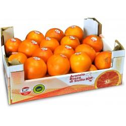 Arance tarocco cal. 6 Sicilia cat  I kg.8 circa