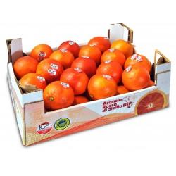 Arance tarocco cal.8 Sicilia cat.I kg.7,7 circa