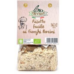 Trevisan risotto facile ai funghi porcini Bio gr.250
