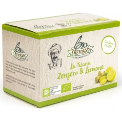 Trevisan tisana zenzero e limone Bio gr.30