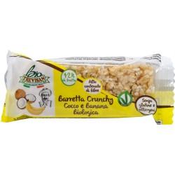 Trevisan barrette cocco e banana Bio gr.15