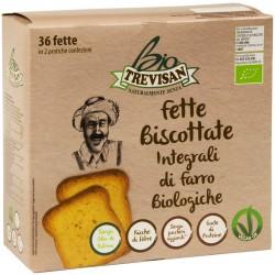 Trevisan fette biscottate integrali al kamut Bio gr.300