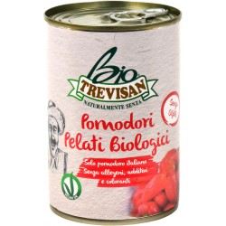 Trevisan pomodori pelati Bio gr.400
