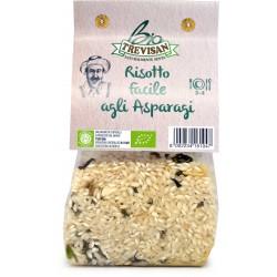 Trevisan risotto facile agli asparagi Bio gr.250
