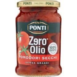 Ponti Zero olio Pomodori Essiccati ai Profumi dell'Orto 300 gr.