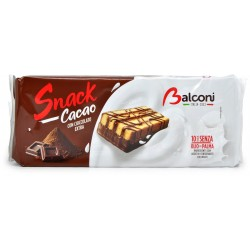 Balconi Snack Cacao 10 x 33 gr.